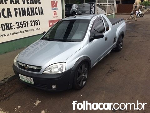 Chevrolet Montana Conquest 1.4 (flex) - 09/10 - 23.900
