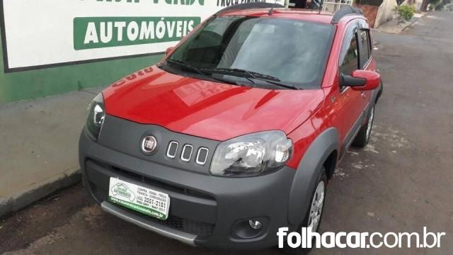 Fiat Uno Way 1.4 8V (Flex) 4p - 10/11 - 26.900