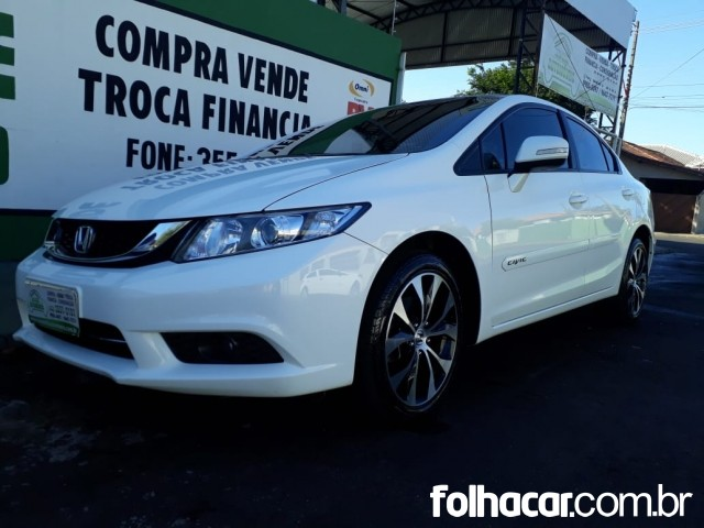 Honda Civic LXR 2.0 i-VTEC (Flex) (Aut) - 15/15 - 69.900