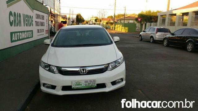 Honda Civic New LXR 2.0 i-VTEC (Flex) (Aut) - 14/14 - 59.900