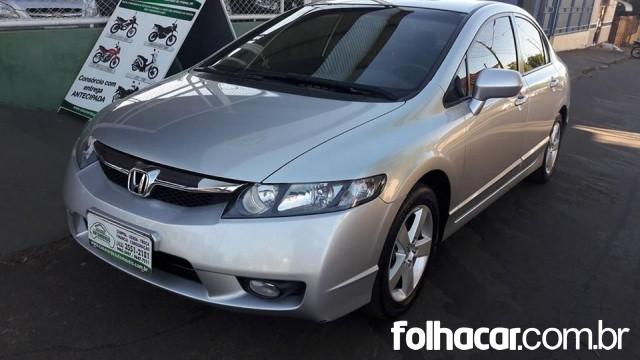 Honda Civic New LXS 1.8 16V (flex) - 10/10 - 38.999