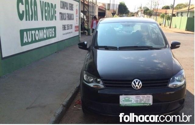 Volkswagen Fox 1.0 TEC (Flex) 4p - 12/13 - 27.990