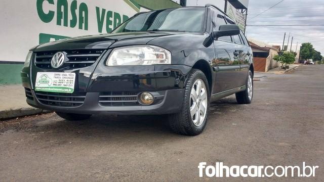 Volkswagen Parati Plus 1.6 G4 (flex) - 06/06 - 18.900
