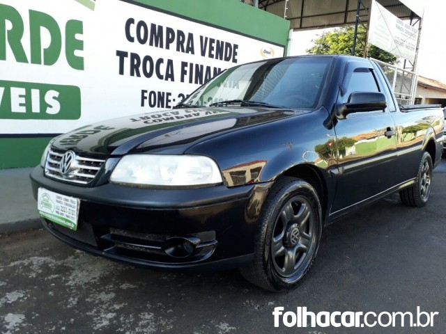 Volkswagen Saveiro SuperSurf 1.6 MI (flex) - 04/05 - 21.900