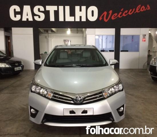 Toyota Corolla Sedan 2.0 Dual VVT-i Flex XEi Multi-Drive S - 15/16 - 80.900