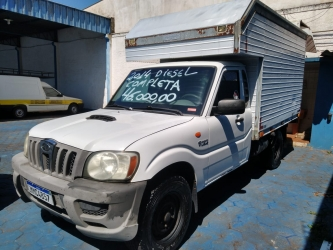 Mahindra Pick-up Pik-up 2.2 CRDe Cabine Simples Completa