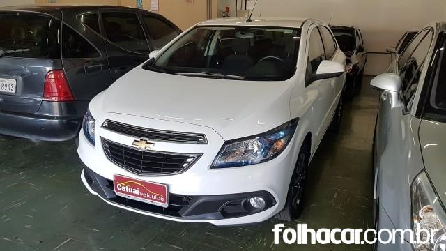 Chevrolet Onix 1.4 LTZ SPE/4 (Aut) - 14/15 - 44.800