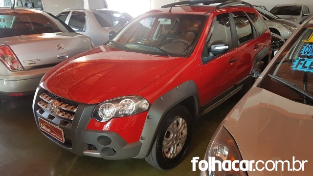 Fiat Palio Weekend Adventure 1.8 16V (flex) - 11/12 - 34.000