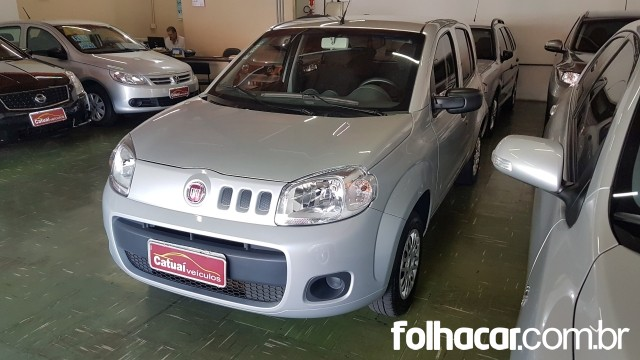 Fiat Uno Vivace 1.0 8V (Flex) 4p - 13/14 - 25.800