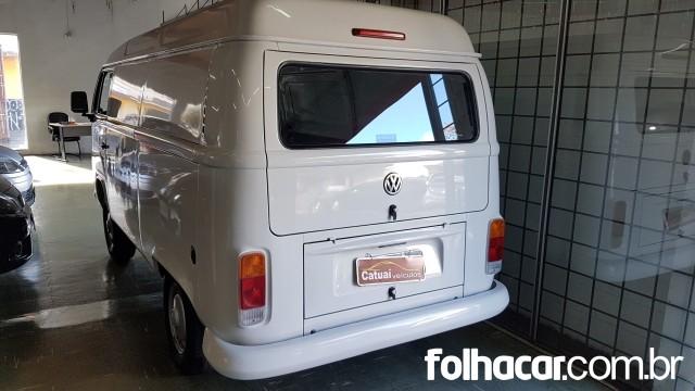 Volkswagen Kombi Furgao Kombi Furgao 1.4 (flex) - 09/10 - 24.800
