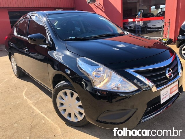 Nissan Versa S 1.0 12V (Flex) - 16/16 - 36.900