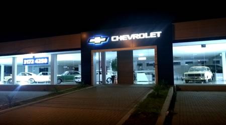 Chevrolet Arapongas