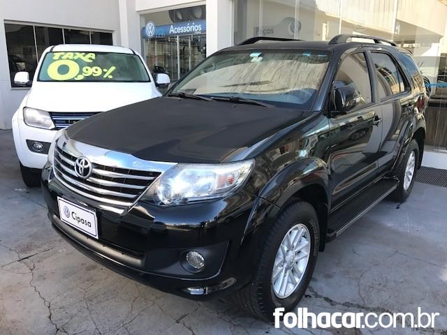 Toyota Hilux SW4 SR 2.7 4x2 (Flex) - 13/13 - 89.990