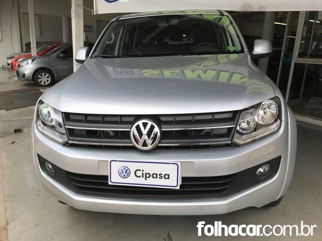 Volkswagen Amarok 2.0 S 4x4 TDi (Cab dupla) - 15/15 - 120.900