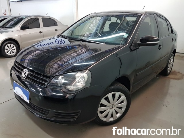 Volkswagen Polo Sedan 1.6 8V (flex) - 13/13 - 35.990
