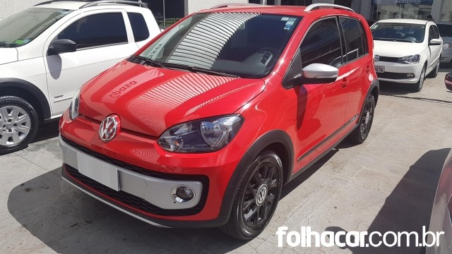 Volkswagen Up! up! 1.0 12v TSI E-Flex Cross Up! - 15/16 - 47.590
