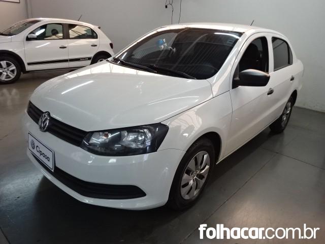 Volkswagen Voyage 1.0 (G6) Flex - 13/14 - 30.800