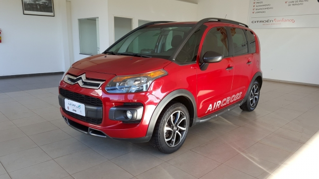 Citroen Aircross Tendance 1.6 16V (Flex)