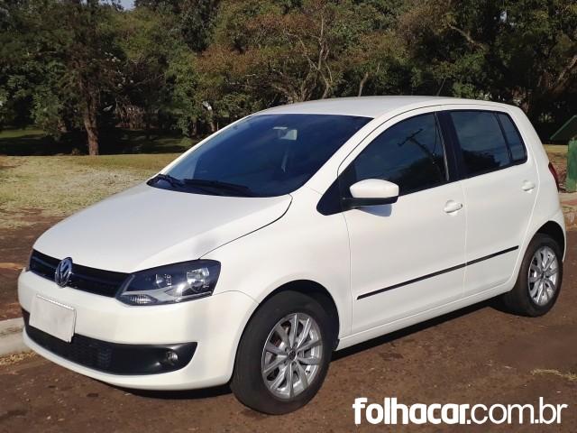 Volkswagen Fox 1.6 VHT Highline I-Motion (Aut) (Flex) - 13/14 - 29.900