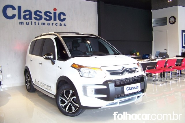 Citroen Aircross Exclusive Atacama 1.6 16V BVA (Flex) (Aut) - 14/14 - 42.500