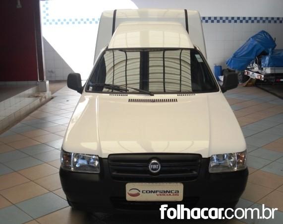 Fiat Fiorino Furgão 1.3 (flex) - 13/13 - 29.500
