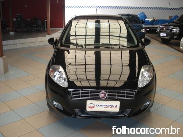 Fiat Punto Essence 1.6 16V (flex) - 10/11 - 28.400