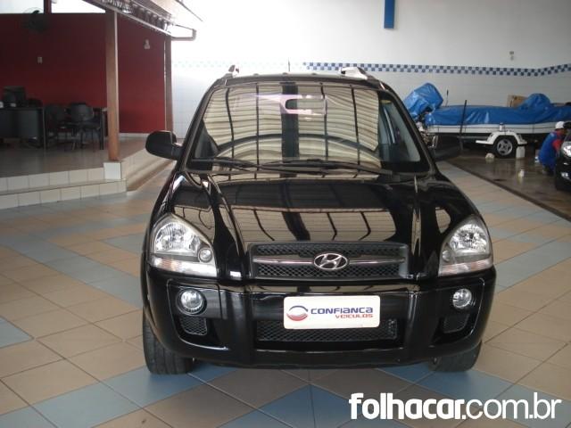 Hyundai Tucson GL 2.0 16V - 08/08 - 28.800