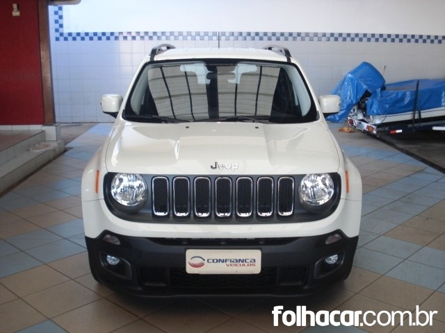 Jeep Renegade Longitude 1.8 (Flex) (Aut) - 15/16 - 85.900