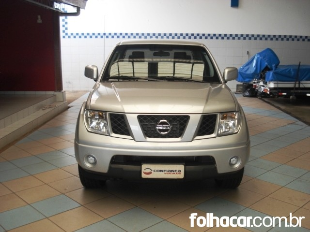 Nissan Frontier XE 4x4 2.5 16V (cab. dupla) - 12/13 - 65.800