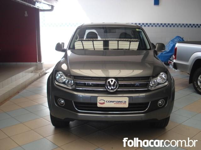 Volkswagen Amarok 2.0 TDi CD 4x4 Highline (Aut) - 12/12 - 82.900