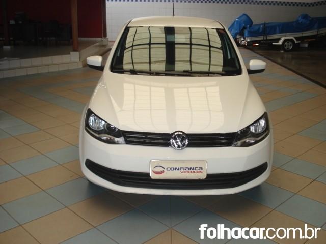 Volkswagen Gol Novo 1.0 TEC (Flex) 4p - 12/13 - 27.000