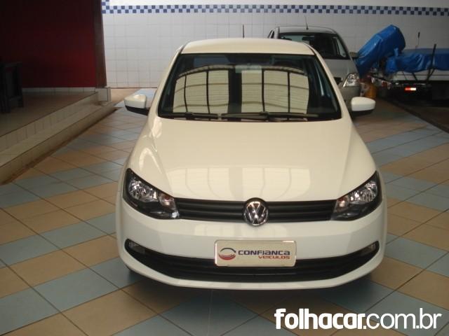 Volkswagen Voyage 1.0 (G6) Flex Trendline - 14/15 - 32.900