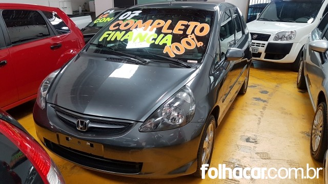 Honda Fit LXL 1.4 - 07/07 - 22.900