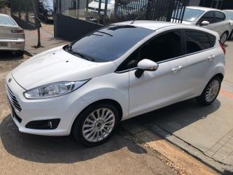 Fiesta Hatch New New Fiesta Titanium 1.6 16V PowerShift