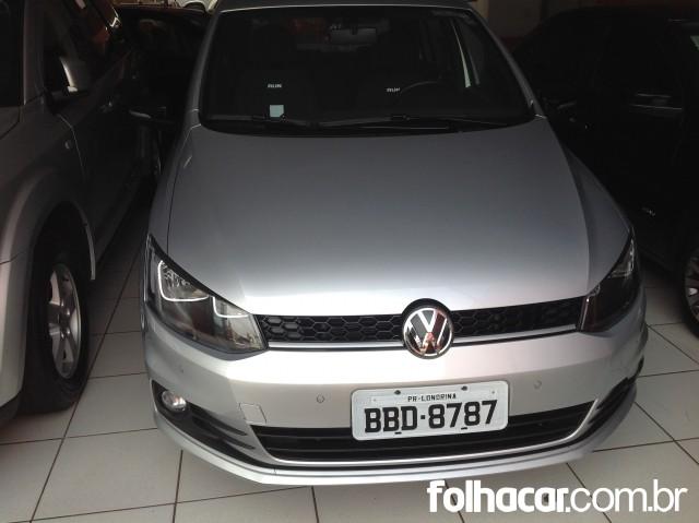 Volkswagen Fox 1.6 MSI Run (Flex) - 16/17 - 44.900