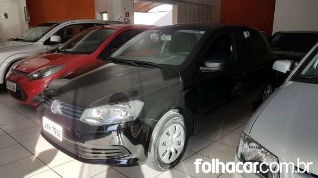Volkswagen Gol 1.0 (G6) TEC Trendline (Flex) 4p - 14/15 - 28.500