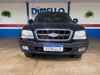 S10 Cabine Dupla Executive 4x4 2.8 (cab. dupla)