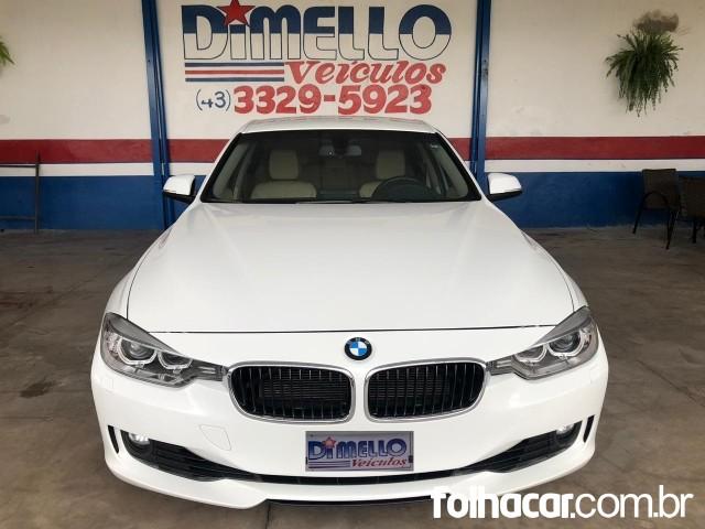 BMW Serie 3 320i 2.0 ActiveFlex - 14/15 - 99.000