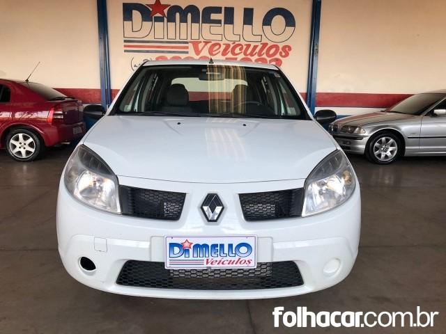 Renault Sandero Vibe 1.6 8V Hi-Torque (flex) - 09/09 - 21.900
