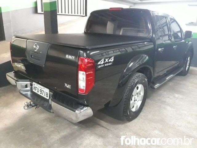 Nissan Frontier XE 4x4 2.5 16V (cab. dupla) - 08/09 - 55.000