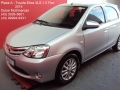 Toyota Etios Hatch Etios XLS 1.5 (Flex) - 14 - 34.900