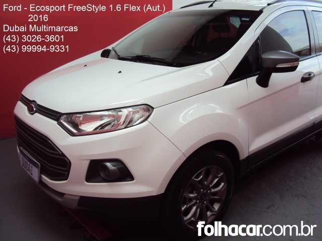 Ford EcoSport Freestyle Powershift 1.6 (Flex) - 16 - 59.900