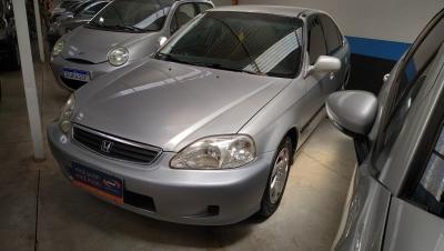 Civic Sedan LX 1.6 16V
