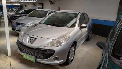 207 Sedan 207 Passion XR 1.4 8V (flex)