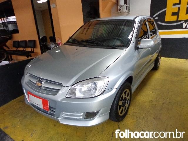 Chevrolet Celta Life 1.0 VHCE (flex) 4p - 08/09 - 18.500