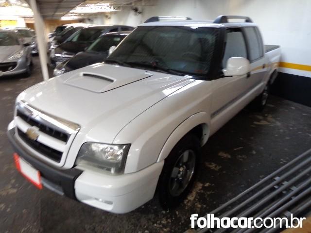 Chevrolet S10 Cabine Dupla Executive 4x2 2.4 (flex) (cab. dupla) - 09/09 - 43.900