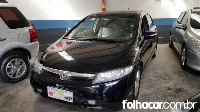 Honda Civic New EXS 1.8 16V (aut) (flex) - 07/08 - 38.500
