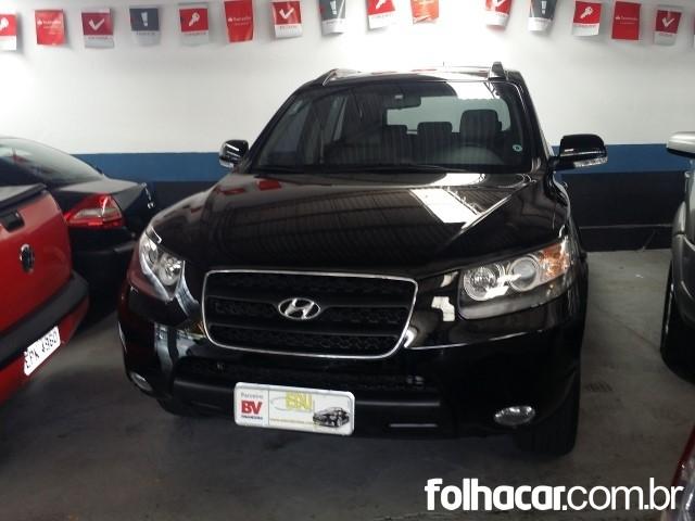 Hyundai Santa Fe GLS 2.7 V6 4x4 - 09/10 - 49.500