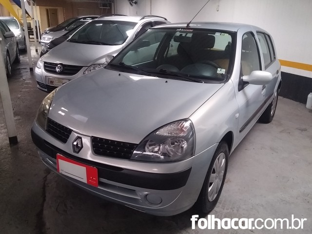 Renault Clio Clio Hatch. Expression 1.0 8V - 04/04 - 13.500