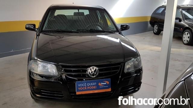 Volkswagen Gol 1.0 (G4) (flex) 4p - 10/11 - 18.900